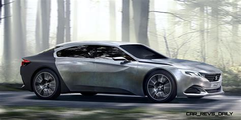 peugeot exalt concept 2014 peugeot exalt concept refreshed for paris will