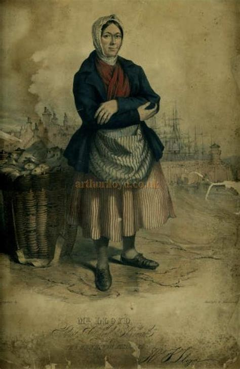 Horatio Lloyd's 'Newhaven Fishwife' I'm Lost Song
