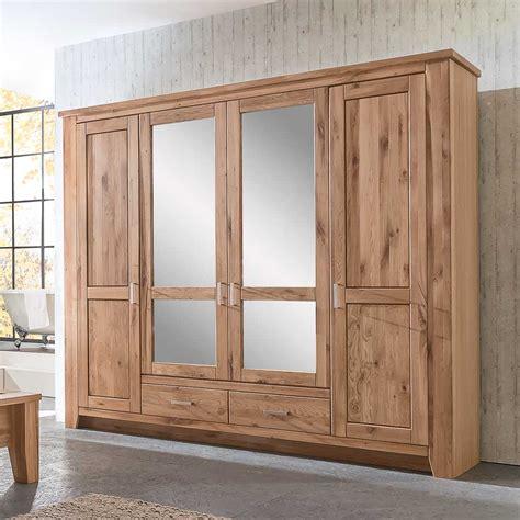 schlafzimmerschrank mit spiegel kleiderschr 228 nke und andere schr 228 nke nature