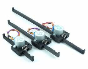linear actuator stepper motor 4 arduino raspberry pi