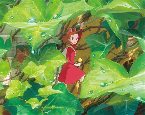 studio ghibli film arrietty celebrate the 75th birthday of hayao miyazaki with these