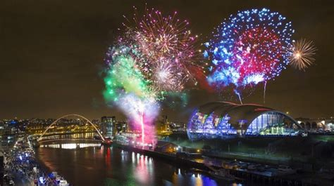 newcastle city new year the best cities for a new year s