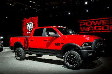 Ram Power Wagon 2017: Primer Vistazo