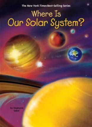 where is our solar system sabol 9780515158205
