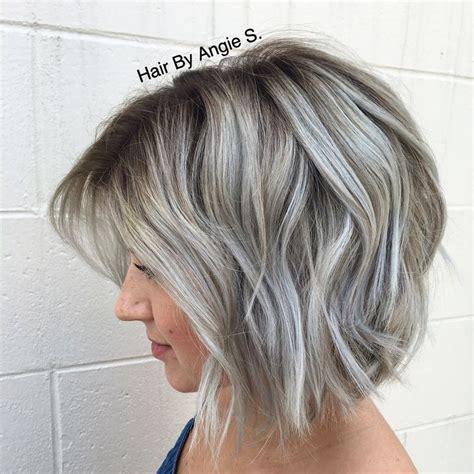 best 20 gray hair highlights ideas on pinterest the 25 best gray hair highlights ideas on pinterest