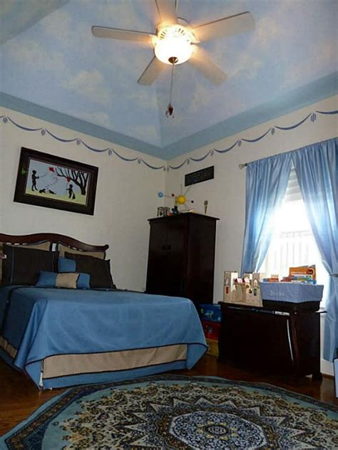 bedroom ceiling paint 17 best images about blue sky ceiling on pinterest
