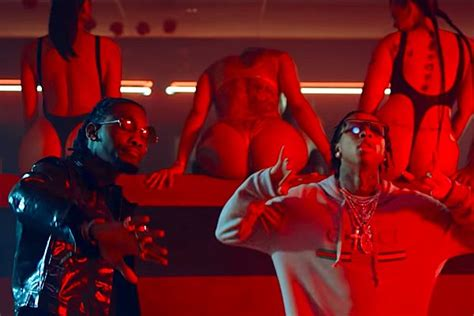 tyga taste video cameos tyga and offset throw a wild party in raunchy quot taste
