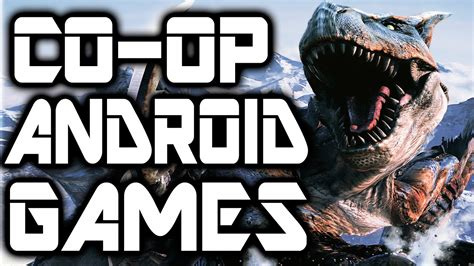 10 awesome co op for android 2016 high graphics - Co Op Android