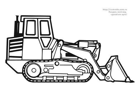 Coloriage Tracteur Case S Dessin Coloriage Tracteur Avec RemorqueL