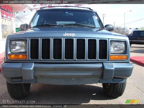 gunmetal blue jeep 1998 jeep cherokee classic 4x4 in gunmetal pearl photo no
