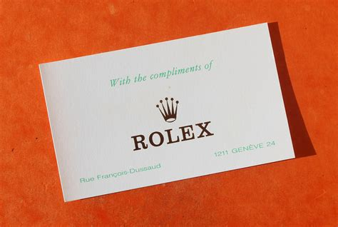 for card vintage 70 s compliments card rolex watches with the