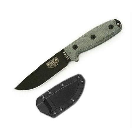 esee survival my detailed esee 4 survival knife review best survival