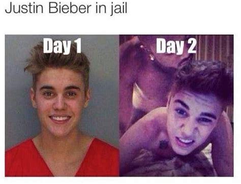Jail Meme - biebs in jail pop culture memes pinterest
