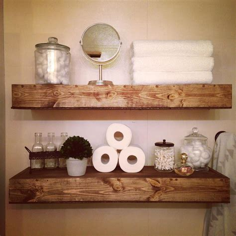 decorating bathroom shelves 24 bathroom shelves designs bathroom designs design