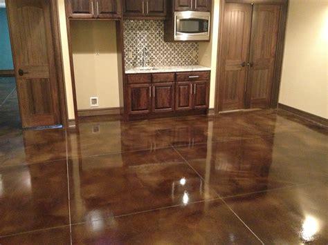 Backsplash Photos Kitchen Floor Concrete Floor Polished With Tile Backsplash Also