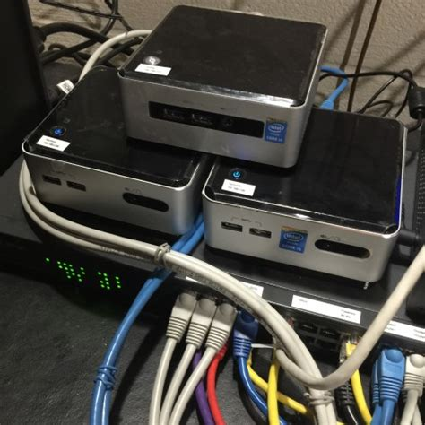 Intel Nuc Rack by Review Tp Link Tl Sg2424 Smart Gigabit Ethernet Switch For Home Or Office Stephen Foskett