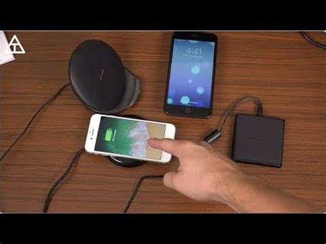 iphone 8 8 plus and iphone x wireless chargers