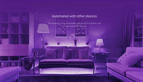 Led Lighting Strips For Home Product Of The Week Smart Led Light Strips For Mood Lighting