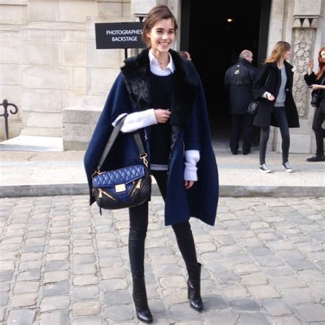 ladies hairstyle french style paris fashion week fall 2014 the best street style from