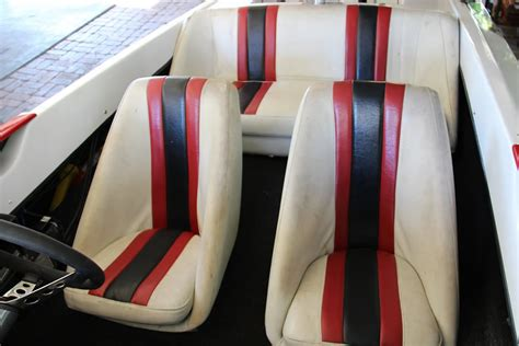 Ski Boat Upholstery by Ski Boat Seat Upholstery In Recoveryin Recovery