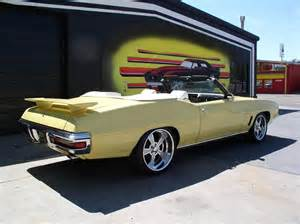 1972 Pontiac Lemans Convertible Object Moved