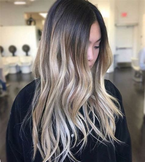ombre balayage color melt blonde highlights long bob balayage vs ombr 233 the difference between ombr 233 balayage