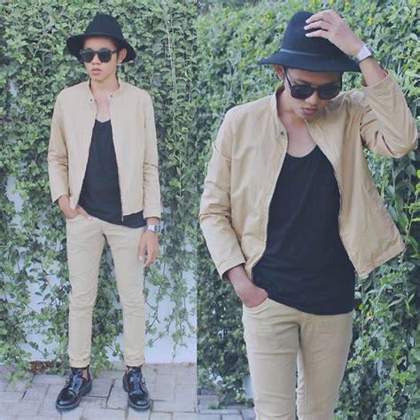 Daster Bali Tato Black yonas indrajaya topshop hat boy outwear