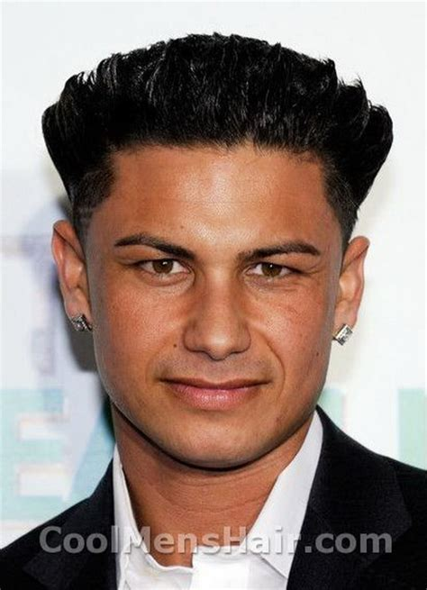 dj hair style pauly d hairstyles