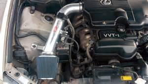 2005 lexus is300 auto injen intake problems club