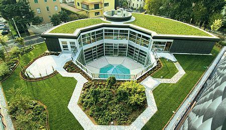 giardino sul tetto di casa tetti verdi puntocasa