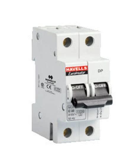 Miniature Circuit Breaker buy havells pole mcb miniature circuit breaker