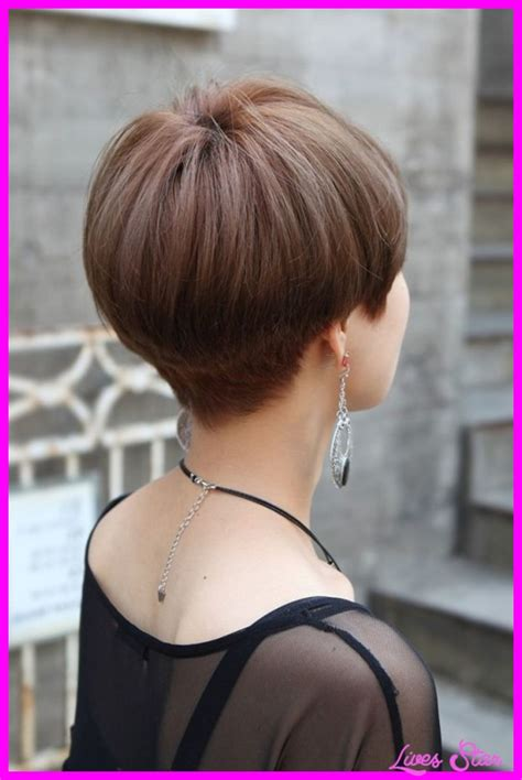 dorothy hamile wedge haircuts front and back views dorothy hamill wedge haircut pics livesstar com