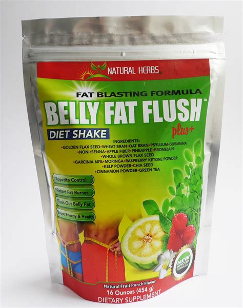 Belly Detox Formula by Belly Flush Get Herbs