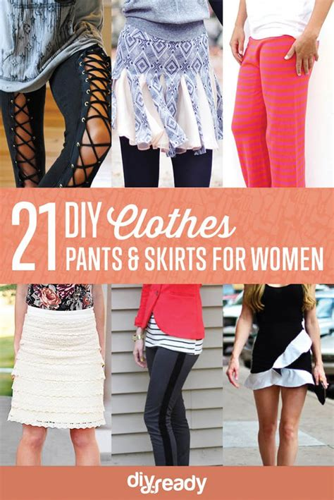 diy projects for women diy clothes skirts for diyready easy