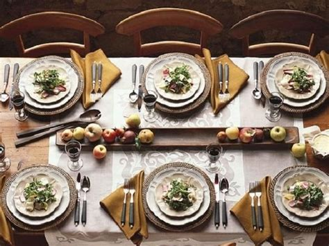 table setting ideas for dinner formal fall place settings dinner table setting ideas