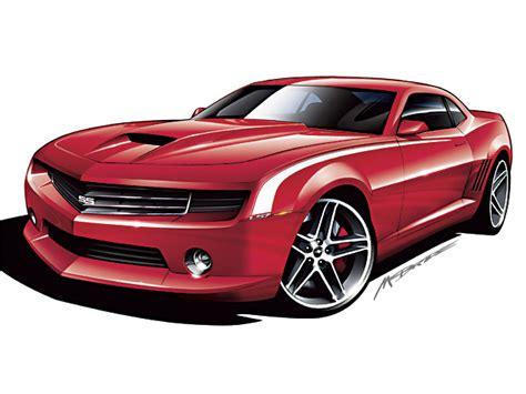 chevy camaro concept car  detroit auto show