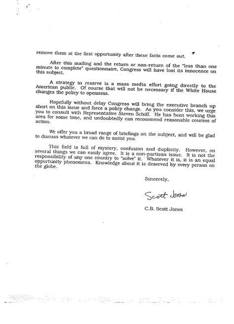 Parent Letter Of Attachment Index Of Rockefeller Documents 8 23 95 Sj Letter To Jg