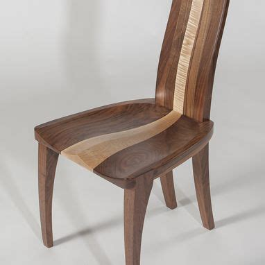 custom  dining chairs modern solid wood handmade