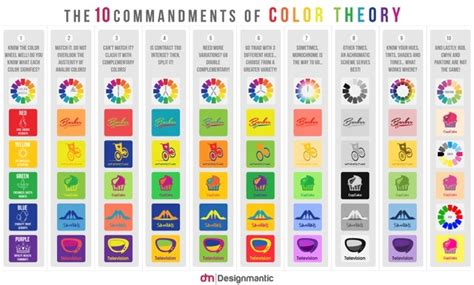 designmantic promotional code 10 brilliant color psychology infographics creative