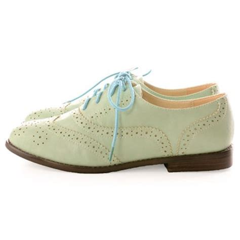 mint green oxford shoes 63 best oxford shoes images on bridal shoe