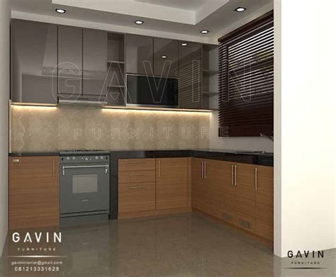kitchen set hpl kitchen set jakarta