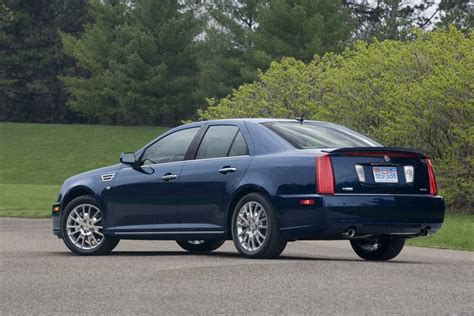 2005 cadillac sts reliability cadillac sts sedan models price specs reviews cars