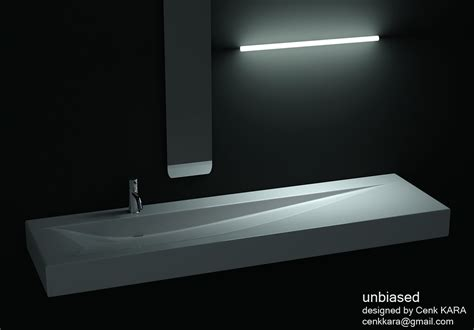 designer bathroom sink bathroom sink design by cenk kara at coroflot com