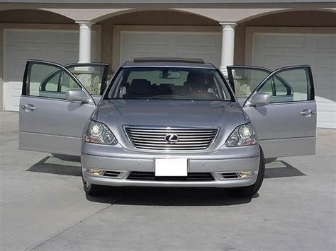 2005 Lexus Ls430 0 60 Ceddy04 2005 Lexus Ls Specs Photos Modification Info At