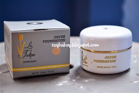 Harga Makeup Merk Kryolan esy review la tulipe cover foundation