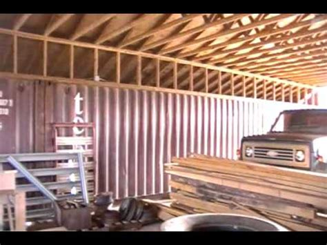 Storage Container Floor Plans - a larger group retreat made from 4 shipping containers youtube
