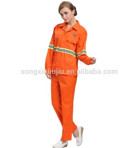 factory wholesale high visibility uniforms reflective work
