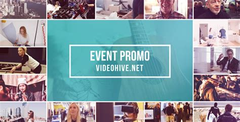 Event Promo After Effects Template Videohive 19326589 Ae Templates Videohive Event Promo Template Free