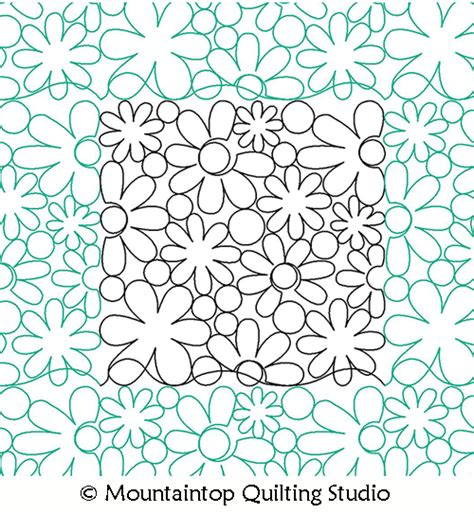 Mountain Top Quilting by A New Day Mountaintop Quilting Studio Digitized
