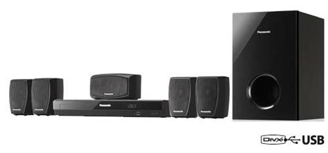 panasonic sc xh20 region free pal ntsc home theater system